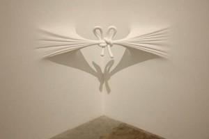 """Knot"" by Daniel Arsham"