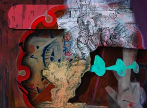 """""""Seasick Yet Still Docked"""", series by Mark Joshua Epstein"""